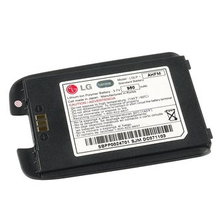 LG AX260/ UX260 Rumor Black Standard Battery [OEM] LGLP-AHFM (A)