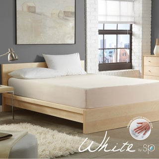WHITE by Sarah Peyton 10-inch Convection Cooled Firm Support Full-size Memory Foam Mattress
