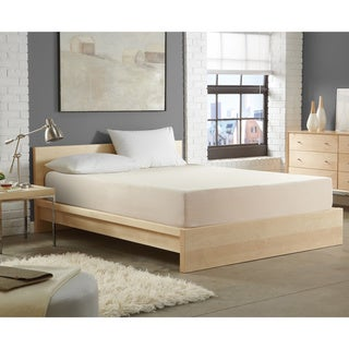 WHITE by Sarah Peyton 10-inch Convection Cooled Plush Support Cal King-size Memory Foam Mattress