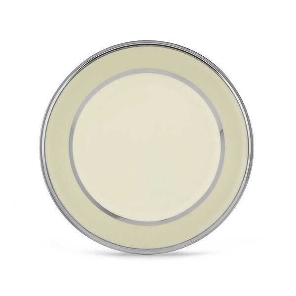 Lenox Ivory Frost Butter Plate