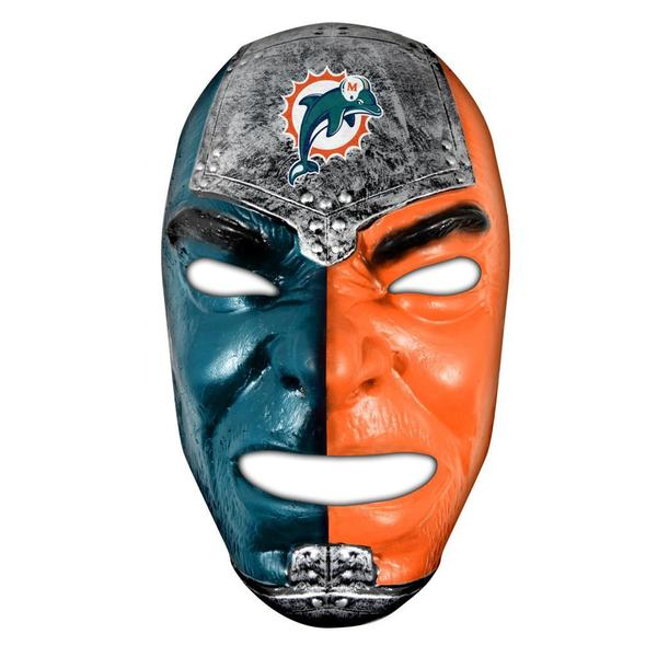 NFL Miami Dolphins Fan Face