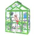 My First Greenhouse Ogrow Walk-in Kids 6-shelf Greenhouse