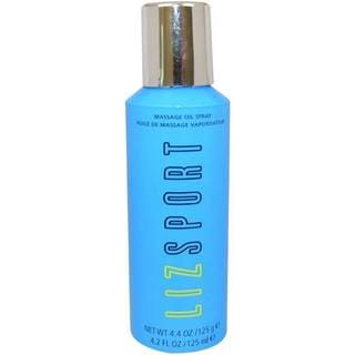 Liz Claiborne Sport Women's 4.2-ounce Massage Oil Spray