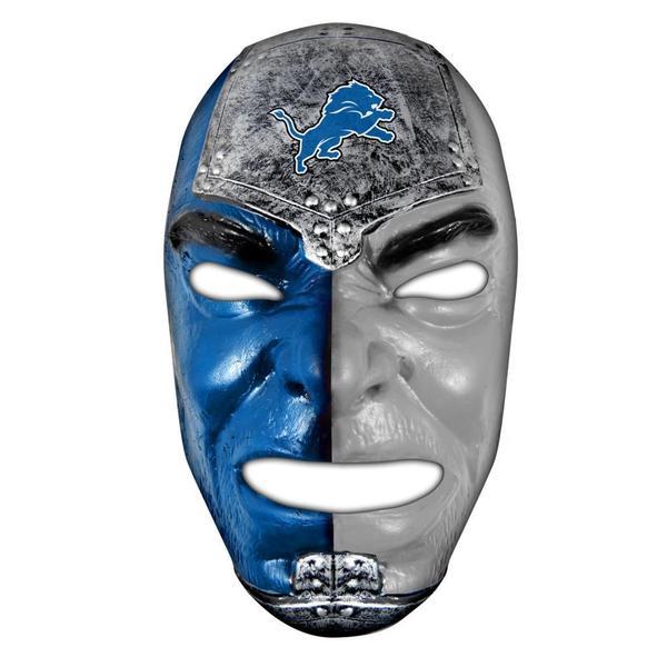 Nfl Detroit Lions Fan Face image