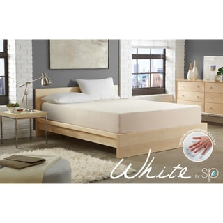 WHITE by Sarah Peyton 8-inch Full-size Convection-cooled Firm Support Memory Foam Mattress