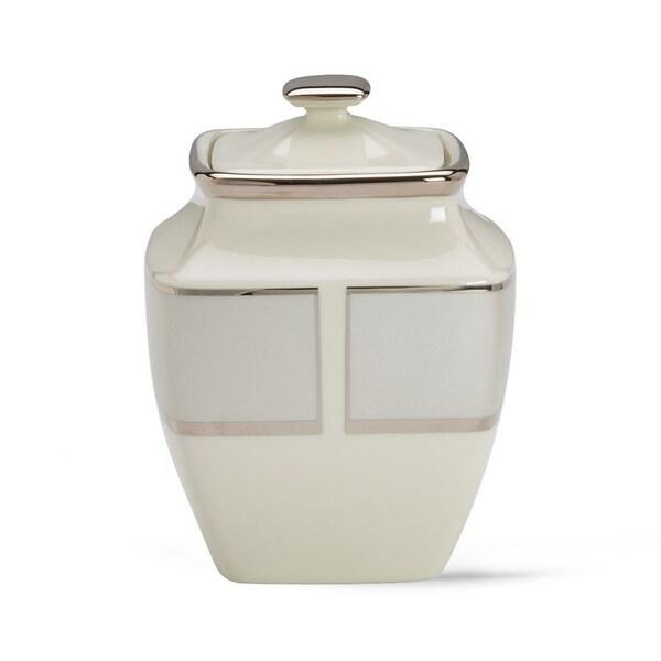 Lenox 'Ivory Frost' 4.5-inch Sugar Bowl 11793602