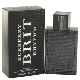 Burberry Men's 'Brit Rhythm' 1.7-ounce Eau de Toilette Spray