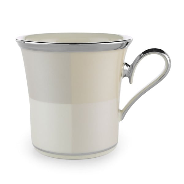 Lenox 'Ivory Frost' 12-ounce Accent Mug