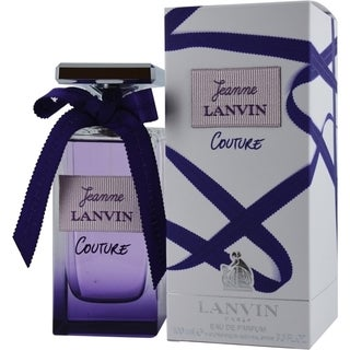 Jeanne Lanvin Women's 'Couture' 3.3-ounce Eau de Parfum Spray
