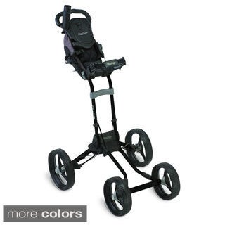 Bag Boy QUAD 4-wheel Push Golf Cart