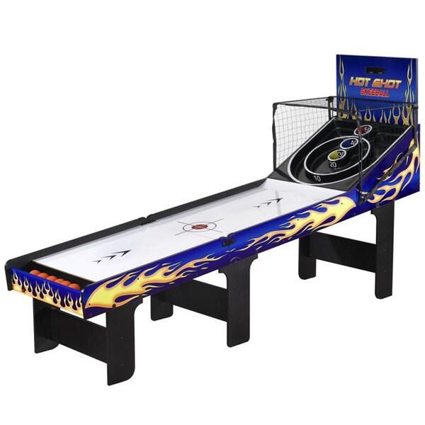 Hot Shot 8-foot Skee Ball Table