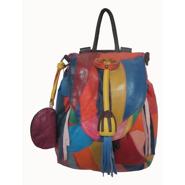 Amerileather Betsy Backpack/ Shoulder Bag
