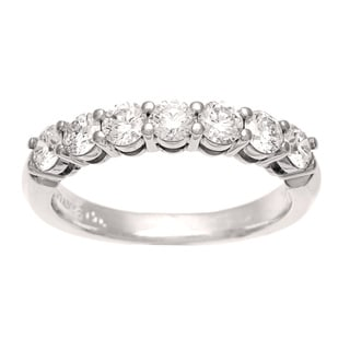 Tiffany & Co. Platinum 7/8ct TDW Diamond Estate Ring (D-F, VS)