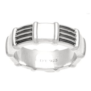 David Yurman Chairman Sterling Silver Ring