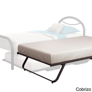 Solid Steel Folding Trundle bed