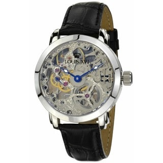 LOUIS XVI Men's Versailles Mechanical Automatic Movement Watch