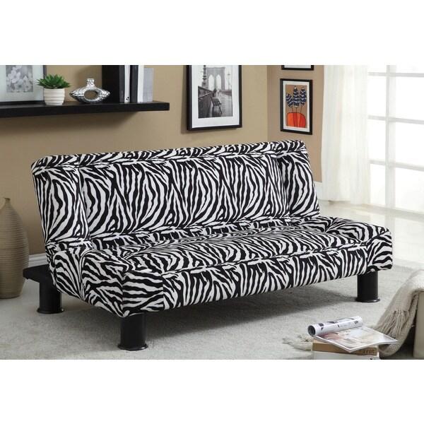 full size 6 inch grey suede futon mattress