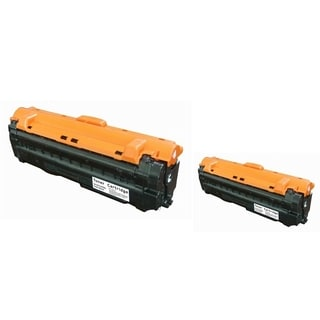 BasAcc Toner Cartridge Compatible with Samsung CLP-680/ CLX-6260 (Pack of 2)
