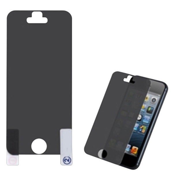 INSTEN Privacy Screen Protector for Apple iPhone 5/ 5C/ 5S/ SE