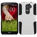 BasAcc White/ Black Astronoot Case for LG D801 Optimus G2/ D800 G2