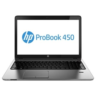 "HP ProBook 450 G1 15.6"" LED Notebook - Intel Core i5 i5-4200U 1.60 GH"