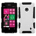 BasAcc White/ Black Astronoot Case for Nokia Lumia 520/ 521