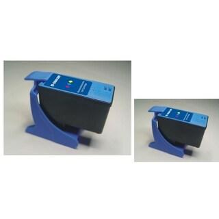INSTEN Dell M4646 2-ink Color Cartridge Set (Remanufactured)