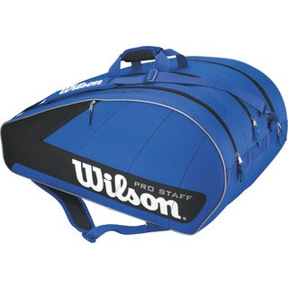 Wilson 2012 Pro Staff 12-pack Tennis Bag