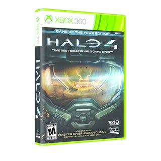 Xbox 360 - Halo 4: Game of the Year Edition