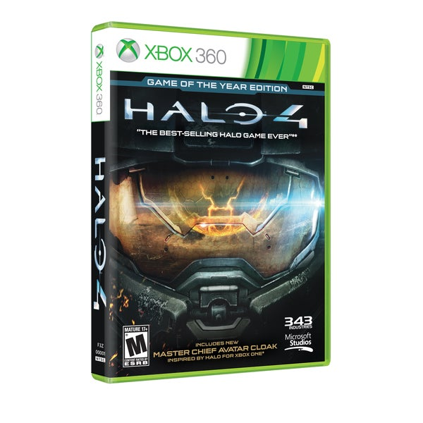 Xbox 360 - Halo 4: Game of the Year Edition 11795374