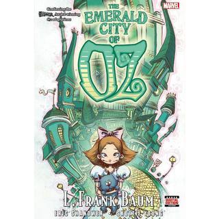 Oz: The Emerald City of Oz (Hardcover)