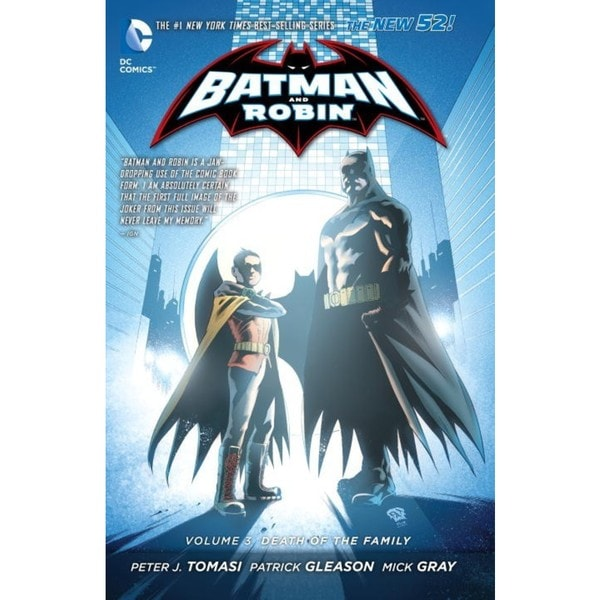 Batman and Robin 3: Death of the Family (Paperback) 11795631