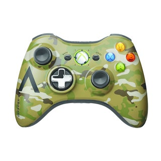 Xbox 360 Camoflage Wireless Controller
