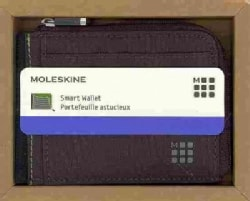 Moleskine Smart Wallet, Payne's Grey (General merchandise)