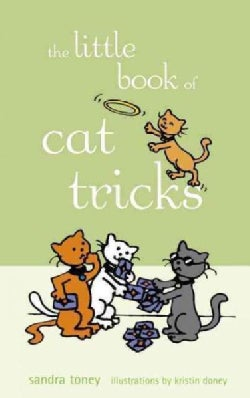 The Little Book of Cat Tricks (Paperback)