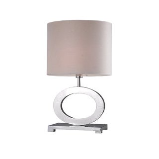 1-light Metal Table Lamp