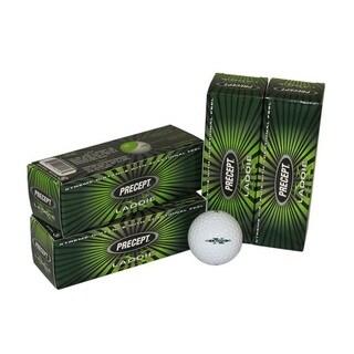 Bridgestone Precept Laddie X Golf Balls, 2 dozen