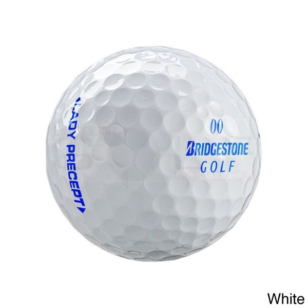 Bridgestone Precept Lady Golf Balls Pack of 12