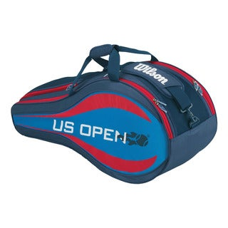 Wilson US Open Tennis Bag 6 Pack