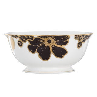 Lenox Minstrel Gold Serving Bowl