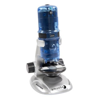 Celestron Amoeba Blue Digital Microscope