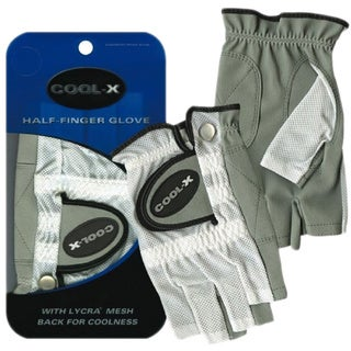 Merchants of Golf Cool-X Half Finger Gloves