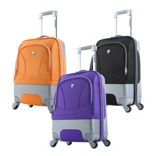 Olympia 'Majestic' Hybrid 21-inch Carry-on Spinner Upright