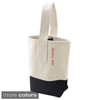 Wine Therapy Color Dipped Wine Tote