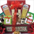 Christmas Morning Wishes Breakfast Holiday Gift Basket