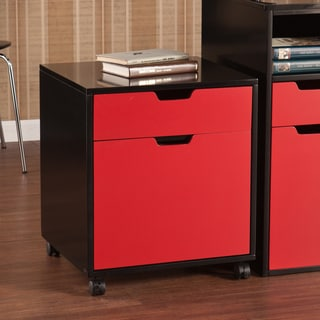 Upton Home Camden 2-Drawer Mobile File Cabinet