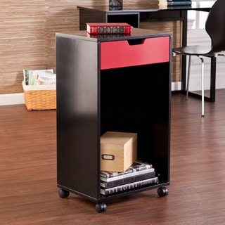 Upton Home Camden Single Drawer Mobile Multipurpose Storage Cabinet