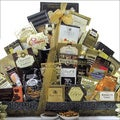 The Holiday VIP Gourmet Holiday Christmas Gift Basket