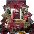 Peace & Prosperity Small Chocolate Holiday Christmas Gift Basket