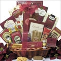 Peace & Prosperity Medium Chocolate Holiday Christmas Gift Basket